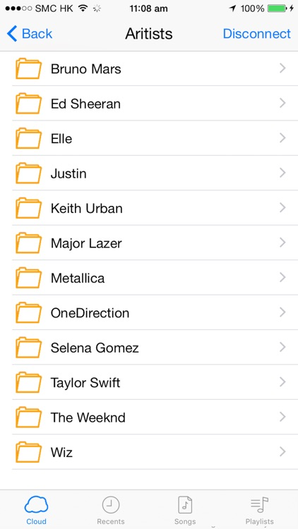 MusiCloud Pro - Music File Manager