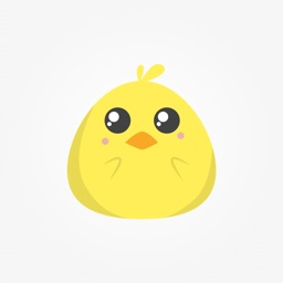 Funny Chick Stickers for iMessage