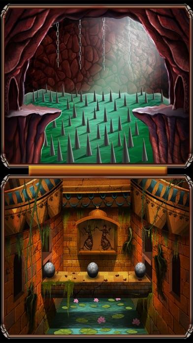 Aura de inmortales - escape, puertas y habitacioneCaptura de pantalla de1