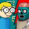 数学 数学游戏 - Math vs. Undead: 学校版数学教师