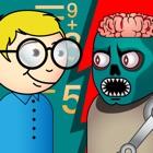数学 数学游戏 - Math vs. Undead: 学校版数学教师 icon