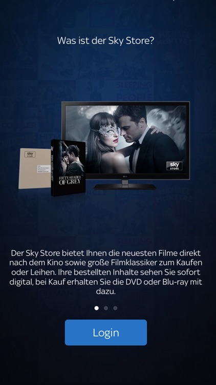 Sky Store Player
