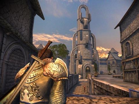 Скачать игру Ravensword: Shadowlands