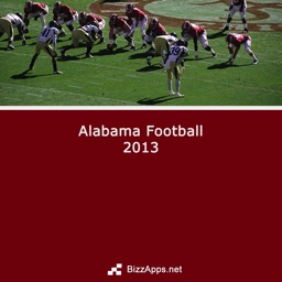 2013 Alabama Football Guide for iPad