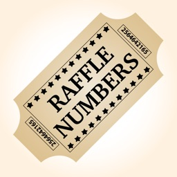 Raffle Numbers and Dice