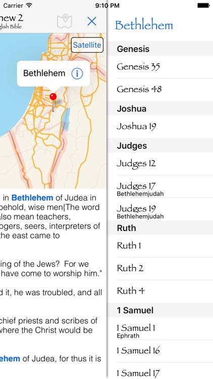 Tour The Bible