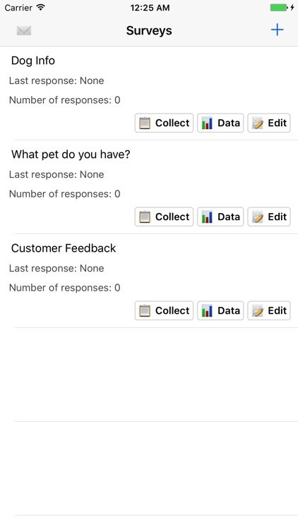 tap survey builder collect data without internet by fast hatch apps