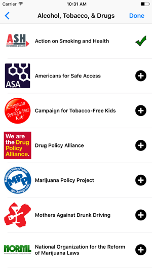 Action Alerts Americans For Safe Access >> Advocacy On The App Store