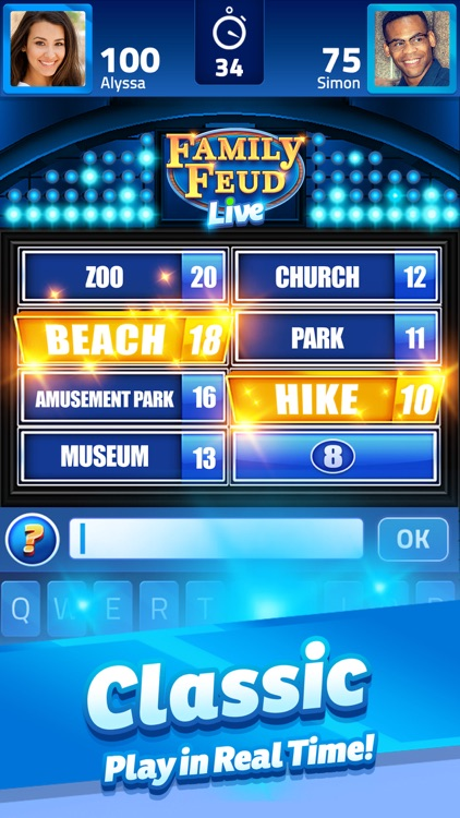 Family Feud® Live! screenshot-1