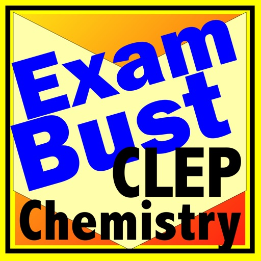 CLEP Chemistry Prep Flashcards Exambusters