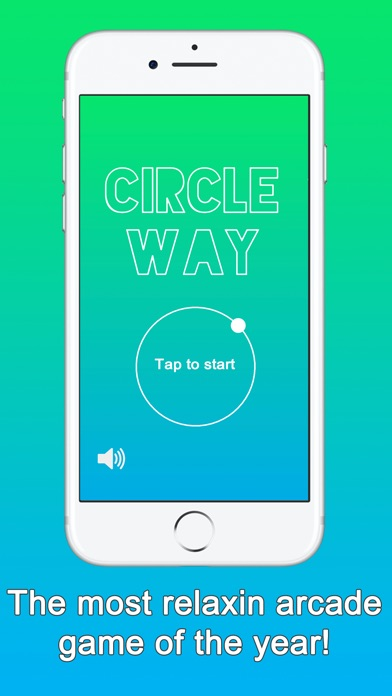 Circle Way Spinner app image