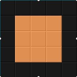 Brick Puzzle Board