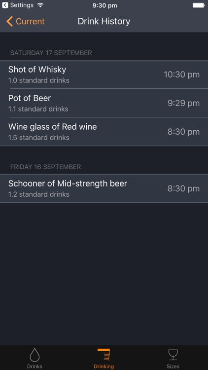 RationAle – Drink Tracking Assistant screenshot-3