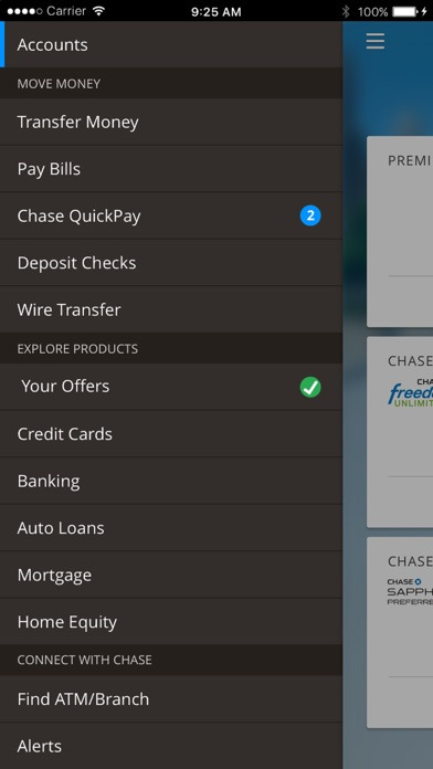 Chase Mobile® app image
