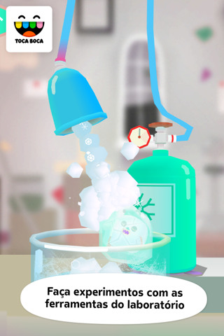 Toca Lab: Elements screenshot 4