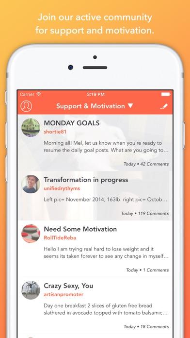 MyPlate Calorie Tracker app image
