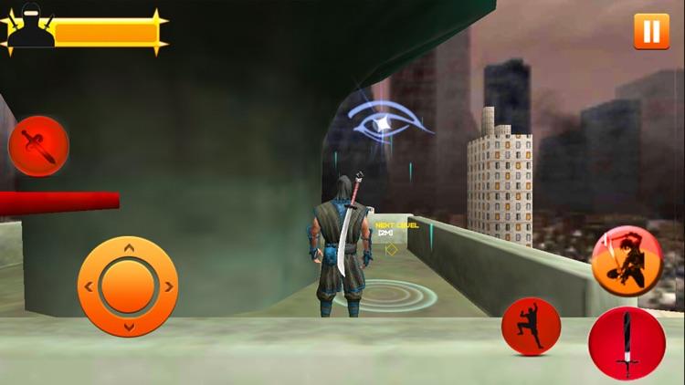 Super Hero-The Ninja Warrior screenshot-4