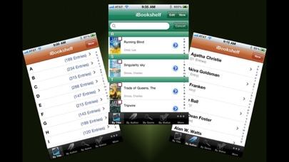 Ibookshelf review screenshots