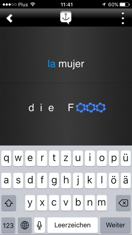 Speeq Spanish|German lite screenshot-2