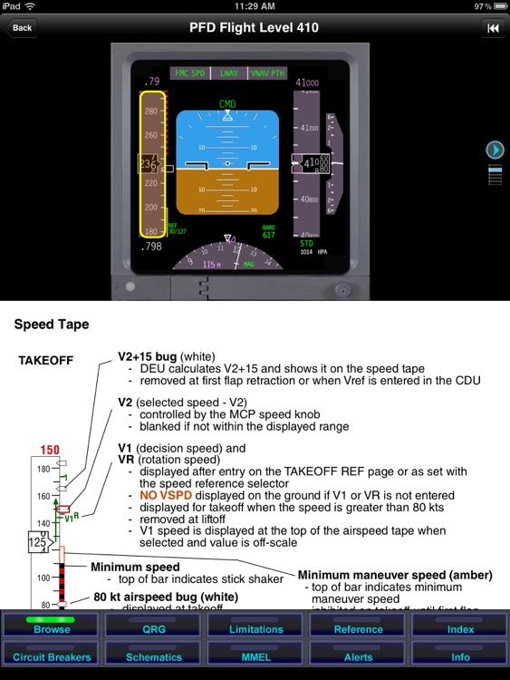 B737 Cockpit Companion