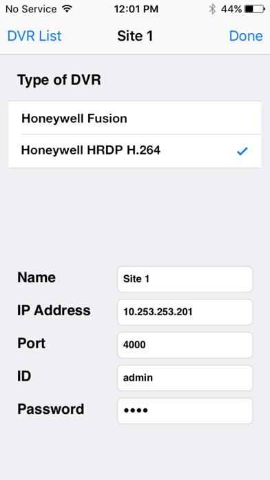HRDP-Fusion by Honeywell International, Inc  (iOS, United States