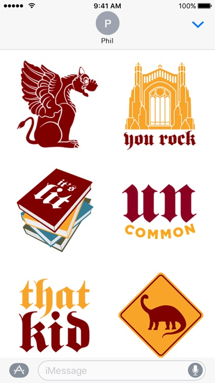 UChicago Stickers