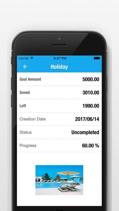 貯金箱Saving Money - 毎日の貯蓄目標トラッカー ScreenShot2