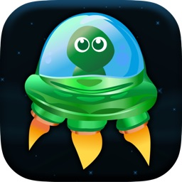 Flappy Alien - Free Fun For All The Hardest Flappy Bird ever made