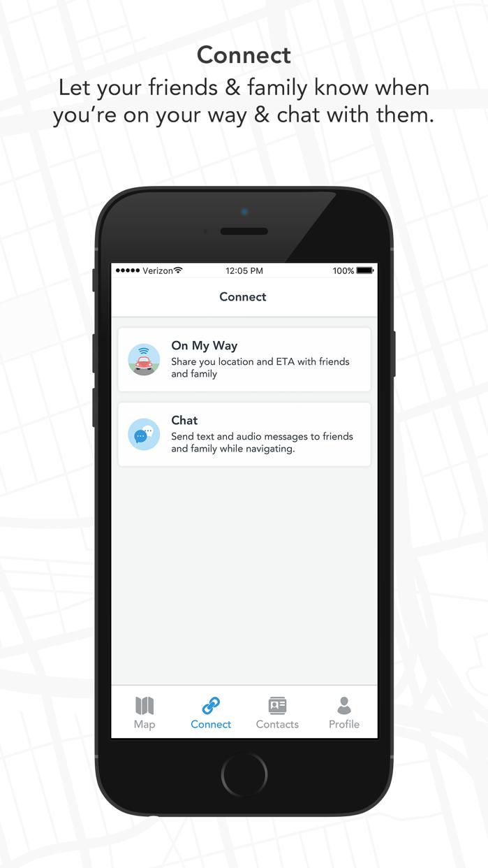 Scout GPS, ETA, Maps & Traffic Screenshot