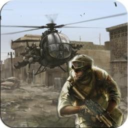 Undercover Commando Operation: The Zombie Attack