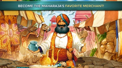 Jaipur: the board game screenshot1