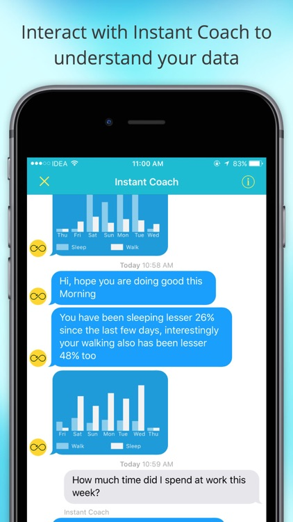 Instant - Lifelog | Place & Screen Time Tracker screenshot-4