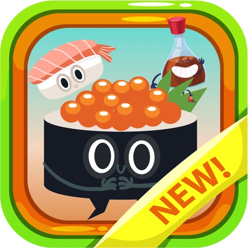 Fish Eat Sushi iOS App