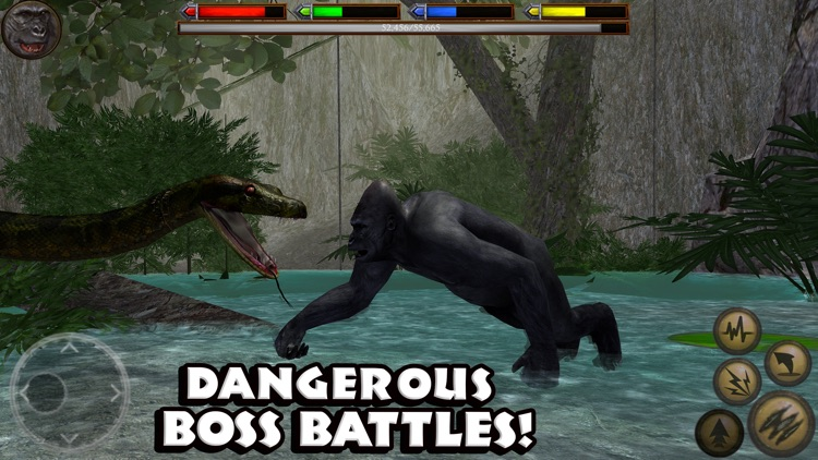Ultimate Jungle Simulator screenshot-4