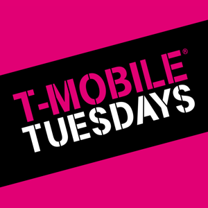 T-Mobile Tuesdays Lifestyle app