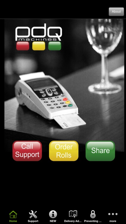 PDQ Machine App by PDQ Machines