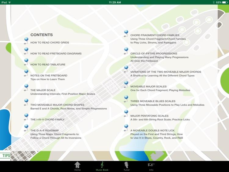 Fretboard Roadmaps