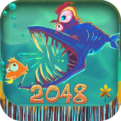 Predator 2048 Puzzle Game - Fun Logical Games