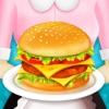 Burger Cafe - Cooking King Master