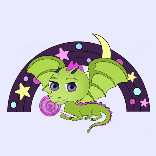 Dragon Babies Stickers