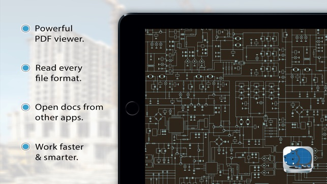 Blueprints with largeviewer en app store malvernweather Choice Image