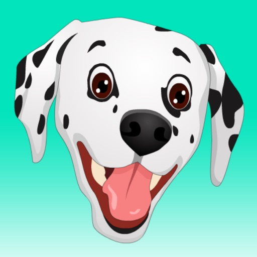 Dalmoji- Dalmatian Emojis and Stickers!