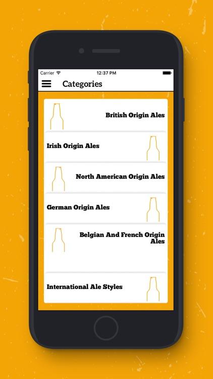 Beerpedia - Know your Beers screenshot-4