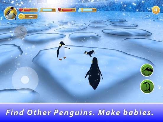 Penguin Family Simulator screenshot 6