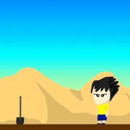 暇つぶしゲーム-ディグマン 面白い暇つぶしげーむ
