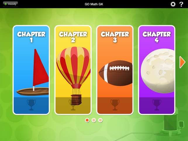 Go Math Daily Grade K On The App Store