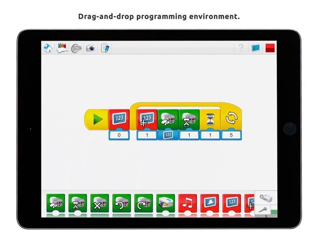 Wedo 20 Lego Education On The App Store