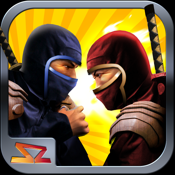 Ninja Run Multiplayer 3D Mega Battle Runner for Boys and Kids icon