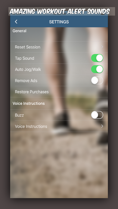 Couch To 5k Workout Run Jog Walk review screenshots