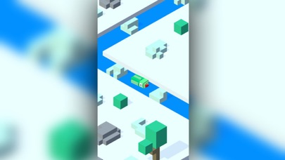 Jumpy Fish -   Don't sink and impact screenshot one